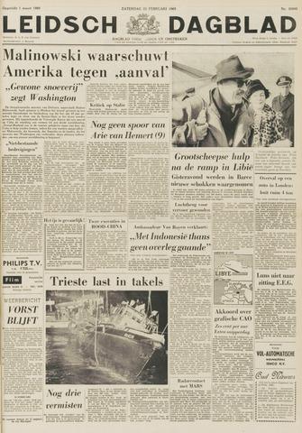 Leidsch Dagblad 1963-02-23