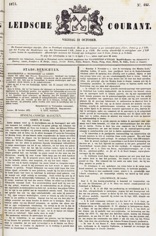 Leydse Courant 1873-10-31