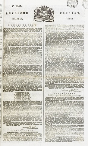 Leydse Courant 1843-05-08