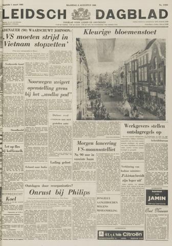 Leidsch Dagblad 1966-08-08
