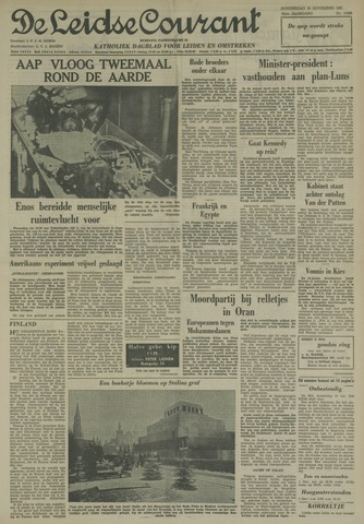 Leidse Courant 1961-11-30