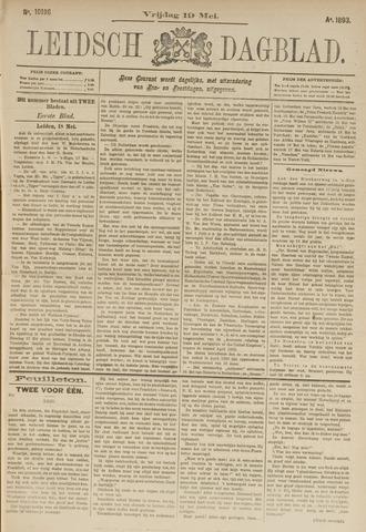 Leidsch Dagblad 1893-05-19