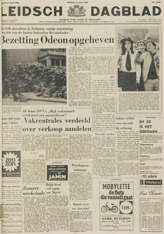 Leidsch Dagblad 1968-06-14