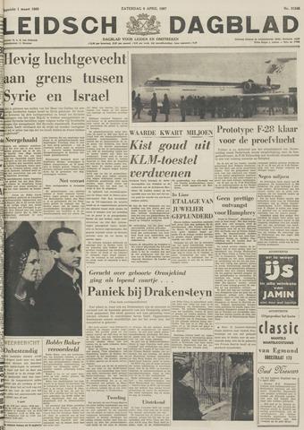 Leidsch Dagblad 1967-04-08
