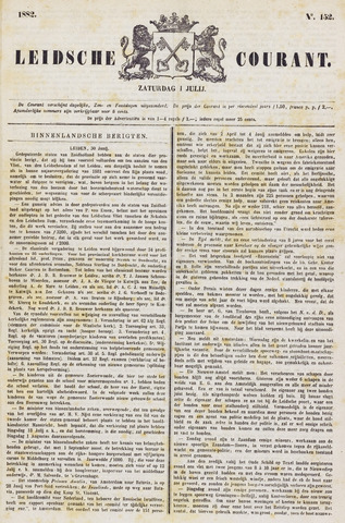 Leydse Courant 1882-07-01