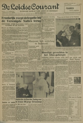 Leidse Courant 1955-10-04