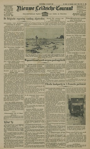 Nieuwe Leidsche Courant 1947-03-12