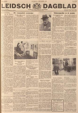 Leidsch Dagblad 1949-09-03