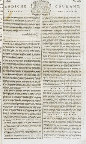 Leydse Courant 1824-10-06