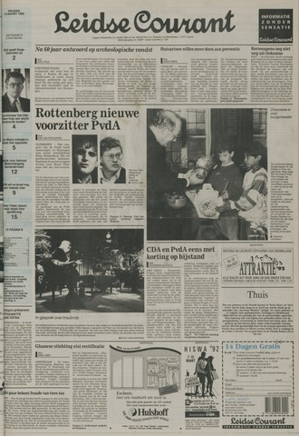 Leidse Courant 1992-03-13