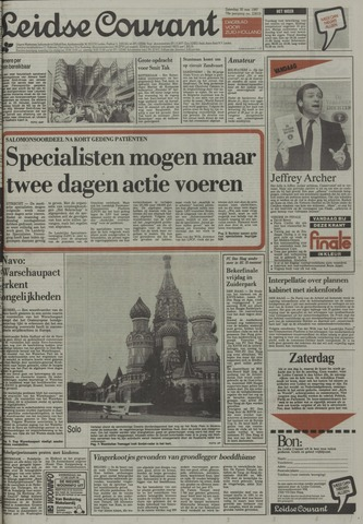 Leidse Courant 1987-05-30