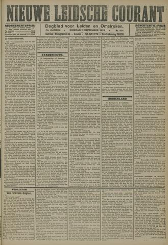 Nieuwe Leidsche Courant 1923-09-11