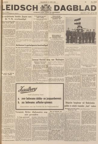 Leidsch Dagblad 1951-06-11