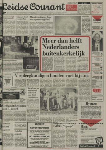 Leidse Courant 1989-03-22