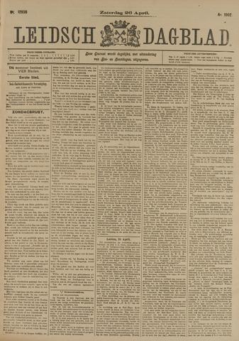 Leidsch Dagblad 1902-04-26