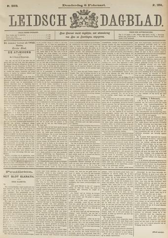 Leidsch Dagblad 1894-02-08
