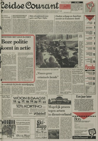 Leidse Courant 1988-10-15