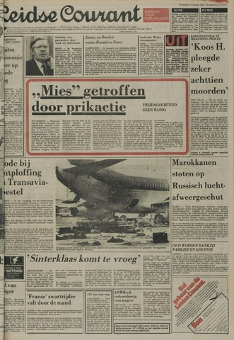 Leidse Courant 1981-10-14