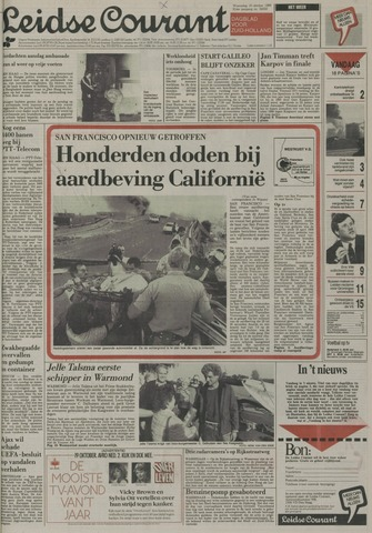 Leidse Courant 1989-10-18