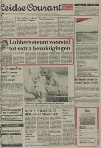 Leidse Courant 1985-03-16
