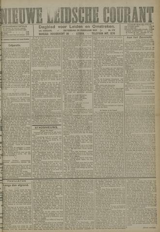 Nieuwe Leidsche Courant 1921-02-26