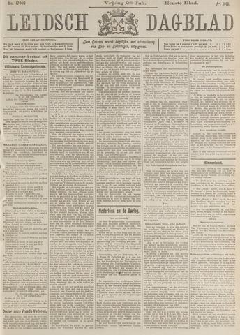 Leidsch Dagblad 1916-07-28