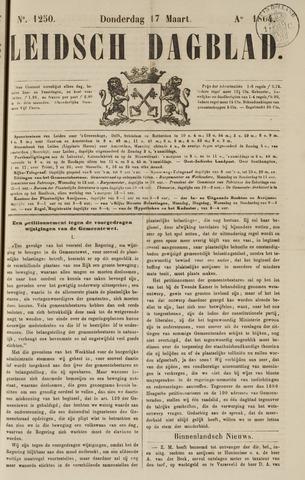 Leidsch Dagblad 1864-03-17