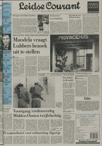 Leidse Courant 1992-01-20