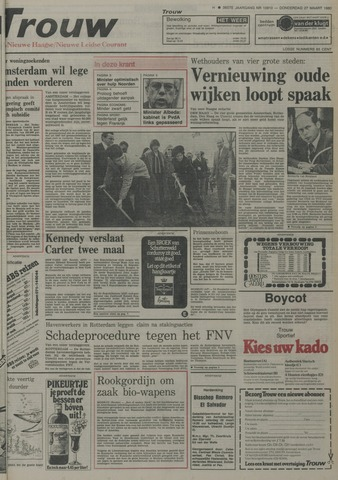 Nieuwe Leidsche Courant 1980-03-27