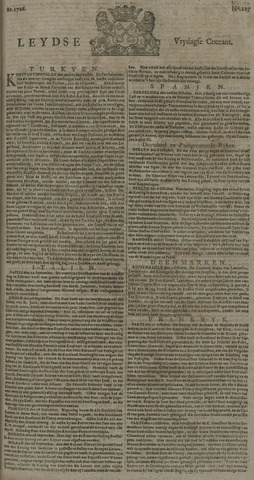 Leydse Courant 1726-10-18
