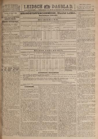Leidsch Dagblad 1920-04-10