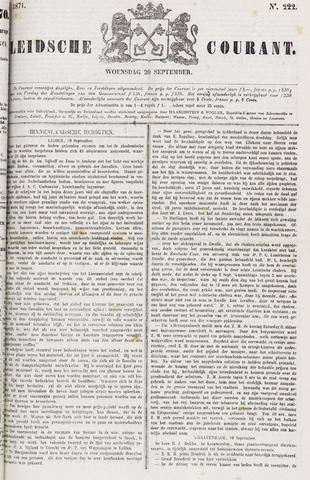 Leydse Courant 1871-09-20