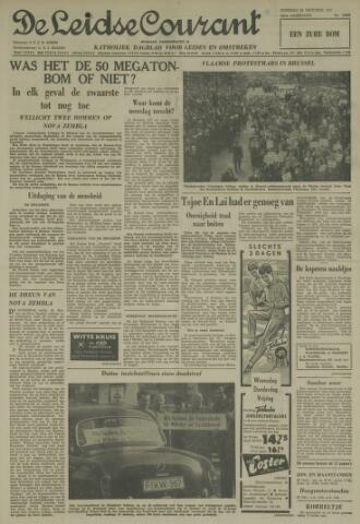 Leidse Courant 1961-10-24
