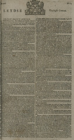 Leydse Courant 1727-01-31