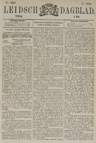 Leidsch Dagblad 1878-05-03