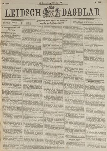 Leidsch Dagblad 1896-04-13