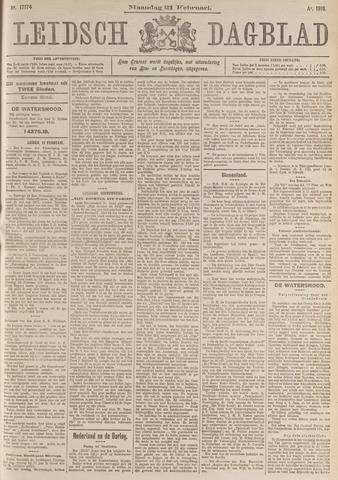 Leidsch Dagblad 1916-02-21