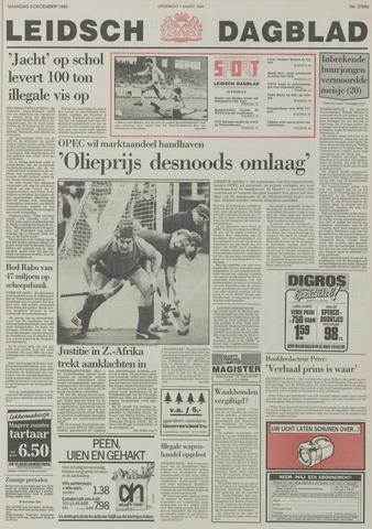 Leidsch Dagblad 1985-12-09