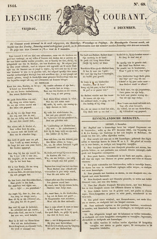 Leydse Courant 1844-12-06