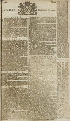 Leydse Courant 1769-02-27