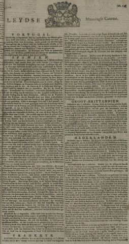 Leydse Courant 1729-10-17