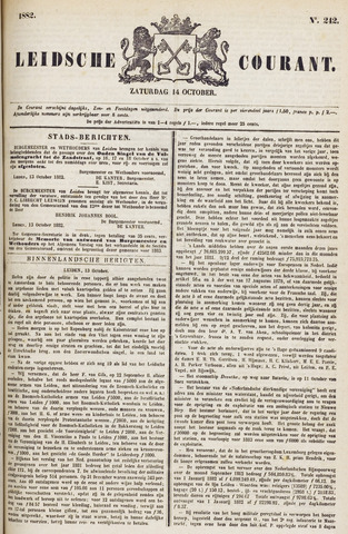 Leydse Courant 1882-10-14