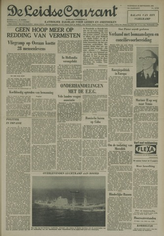 Leidse Courant 1962-09-26
