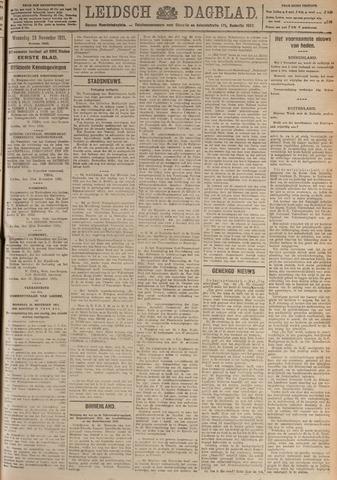 Leidsch Dagblad 1921-11-23