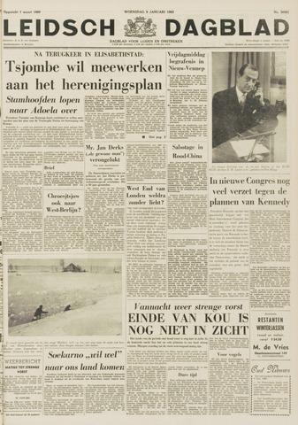 Leidsch Dagblad 1963-01-09