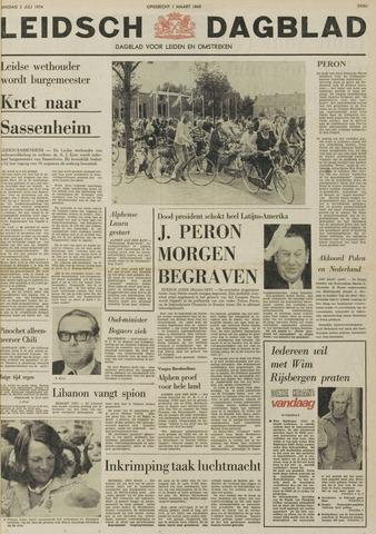 Leidsch Dagblad 1974-07-02