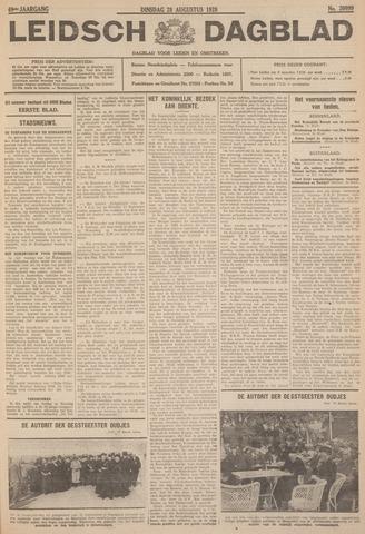 Leidsch Dagblad 1928-08-28