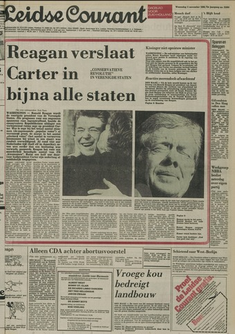 Leidse Courant 1980-11-05
