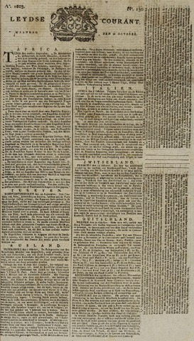 Leydse Courant 1803-10-31