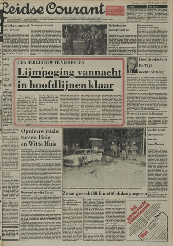 Leidse Courant 1981-11-04